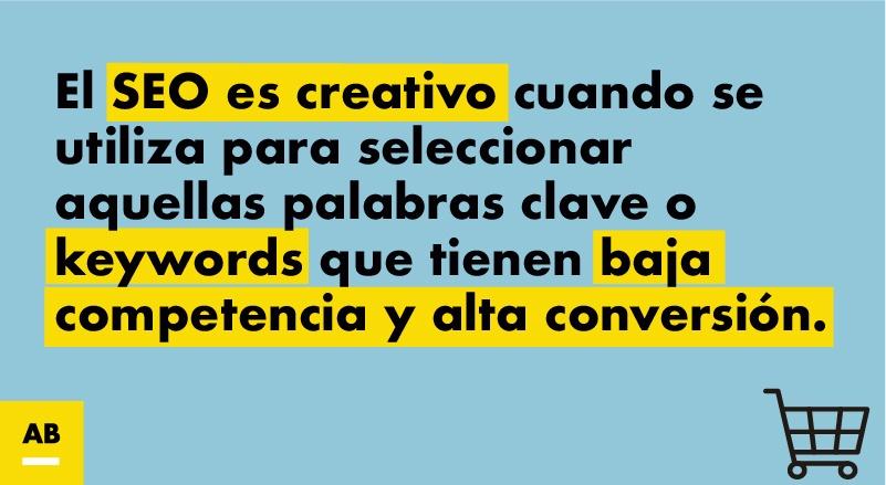 Estrategia Seo creativo 2