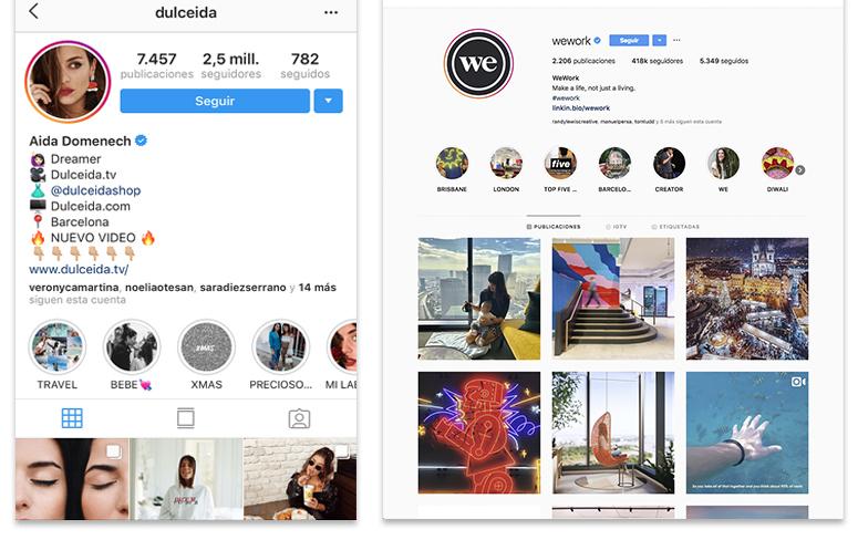 Instagram para empresas 1