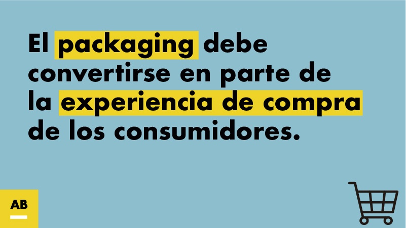 Packaging creativo para dialogar