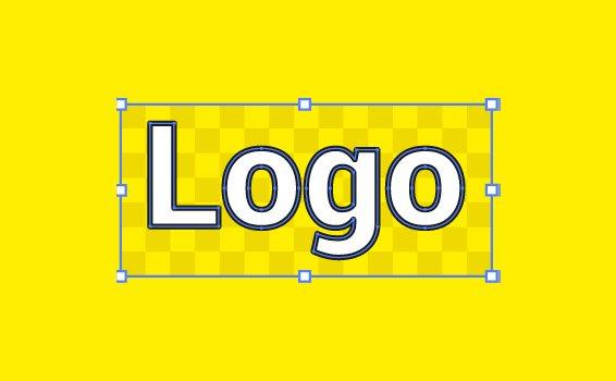errores en el logotipo