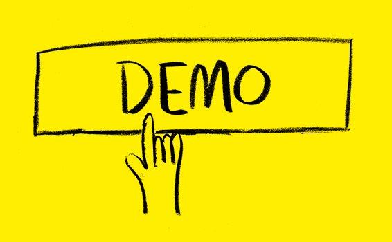 demostración online