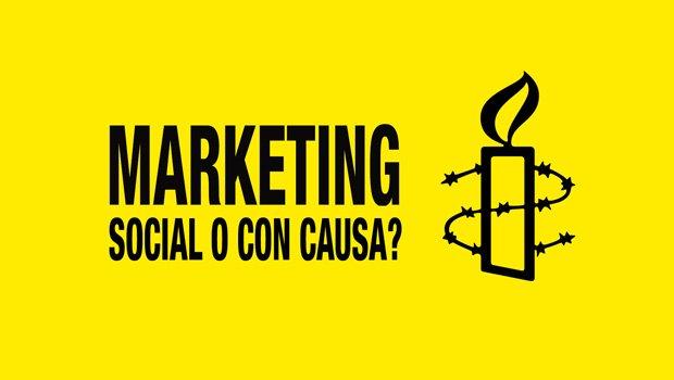 Diferencias entre marketing social y marketing con causa