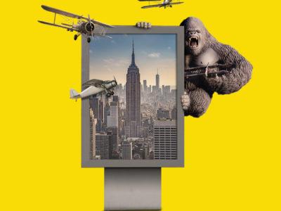 Creatividad en publicidad exterior: 5 ejemplos eficaces