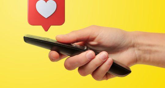 televisión y redes sociales