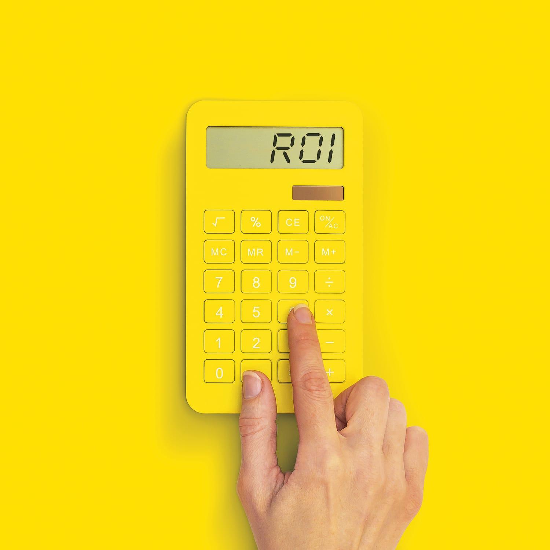 calcular el ROI de las acciones promocionales