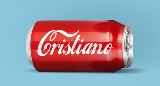 Cristiano vs Coca-Cola: patrocinio en entredicho