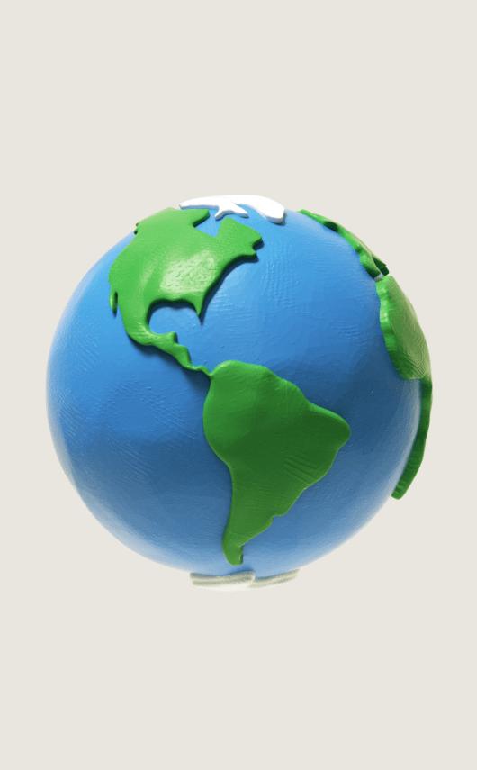 Campaña de publicidad, diseño y animación 3D para Liberbank